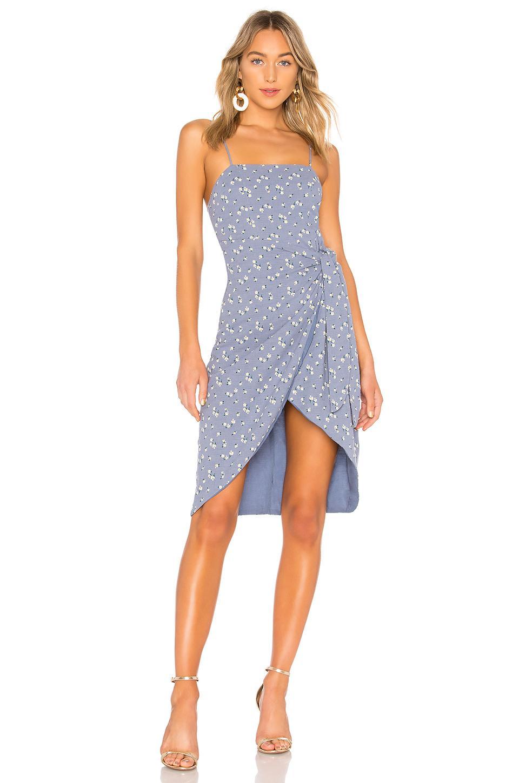 431344f6a6153 Lyst - MAJORELLE Anna Dress in Blue