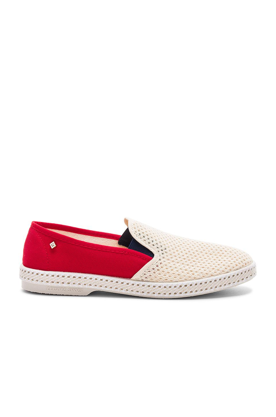 Rivieras Leisure Shoes Tour Du Monde France Slip-on Shoe Acheter Un Excellent Pas Cher mtY7wENuD