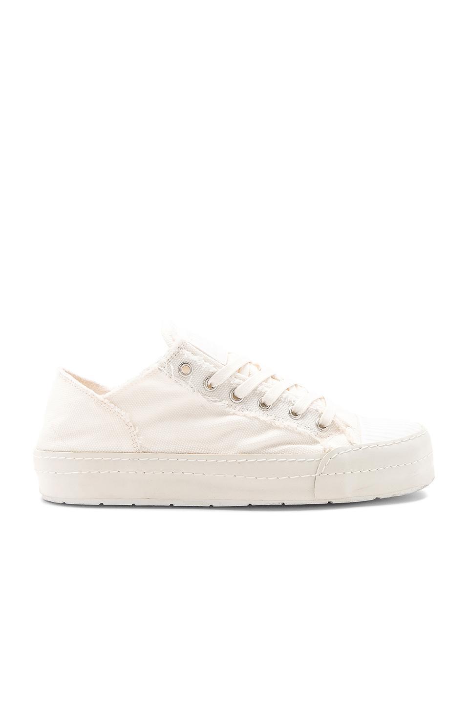 White fabric sneakers Maison Martin Margiela Cheap Sale fChOXPhvO