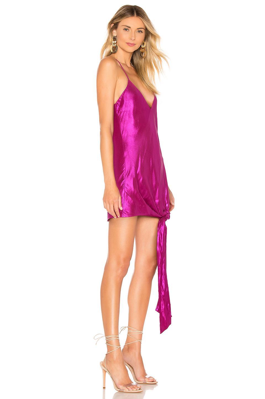 063ef7234190c For Love & Lemons - Multicolor X Revolve Black Jack Mini Dress - Lyst. View  fullscreen