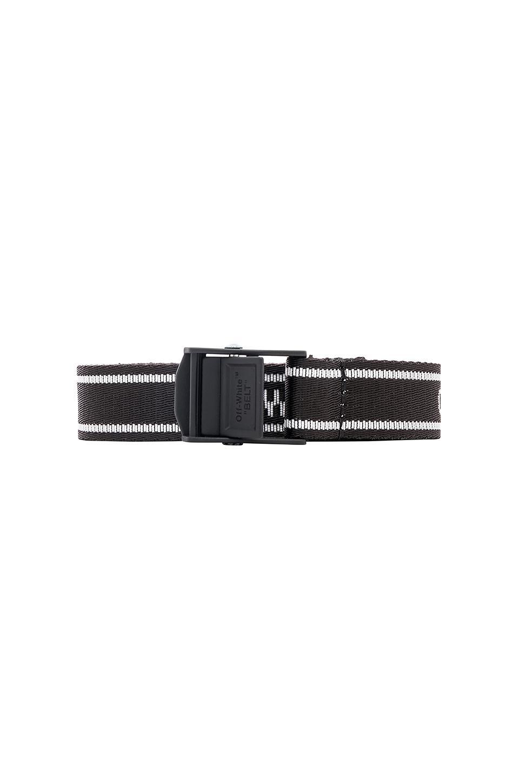 Off White C O Virgil Abloh Mini Industrial Belt In Black For Men Lyst Timing View Fullscreen