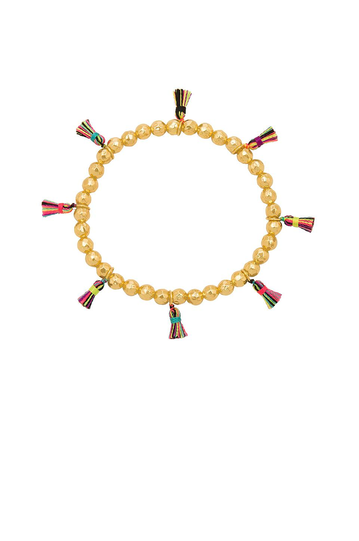 Gorjana Havana Tassel Bracelet buMTQn