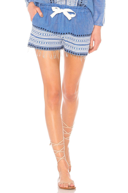 Izara cotton-blend shorts Lemlem 0DzJT