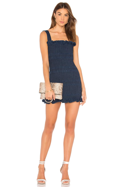 900171b6a0ed Capulet Viviane Dress. Size M. in Blue - Lyst