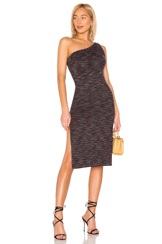 e8211994ef9 Lyst - House of Harlow 1960 X Revolve Danica Dress in Black