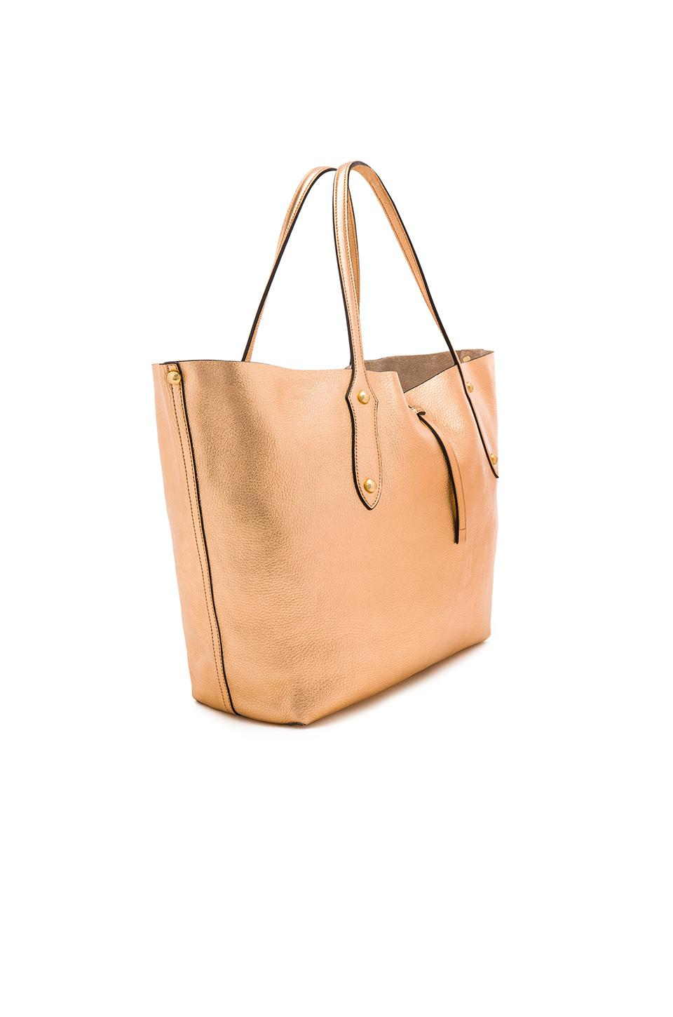 a28a359d08af Lyst - Annabel Ingall Large Isabella Tote in Brown