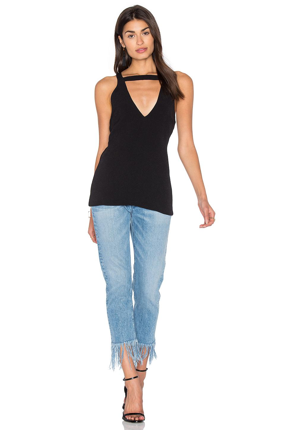 82adbe8d5a Lyst - Stone Cold Fox Hanae Tank in Black