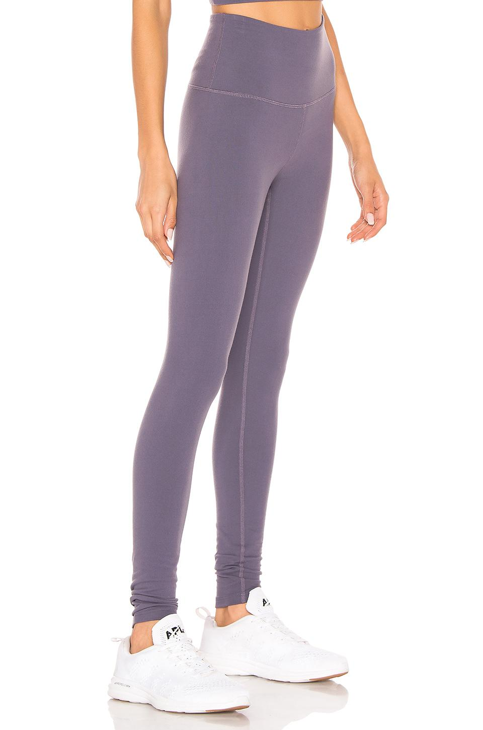 816e3dd822d2bb Beyond Yoga - Purple Caught In The Midi High Waisted Legging - Lyst. View  fullscreen