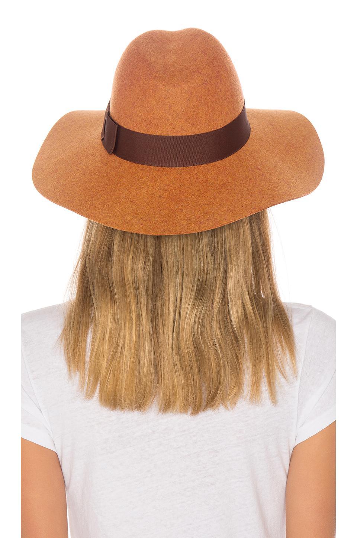 Brixton Piper Hat - Lyst eb8c7430bb1