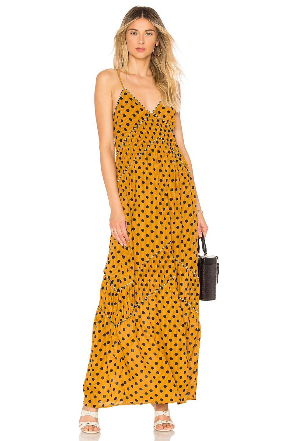 299979f65c House of Harlow 1960 X Revolve Russo Maxi in Yellow - Lyst