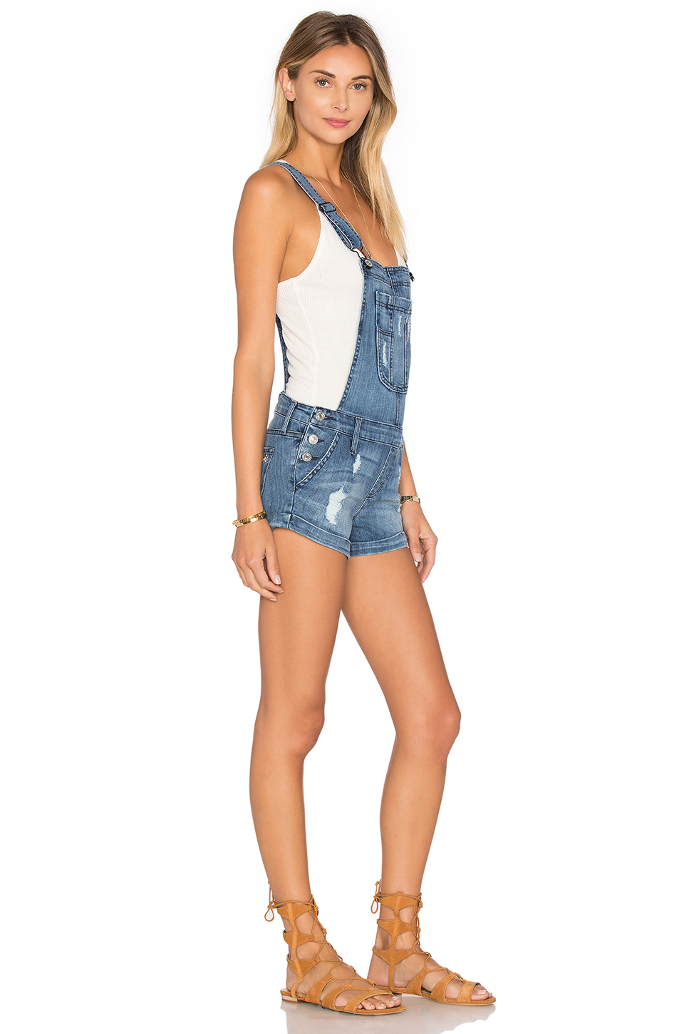 Shop for Black Orchid Gia Slant Hem Overall in Bad Company at REVOLVE. Free day shipping and returns, 30 day price match guarantee.