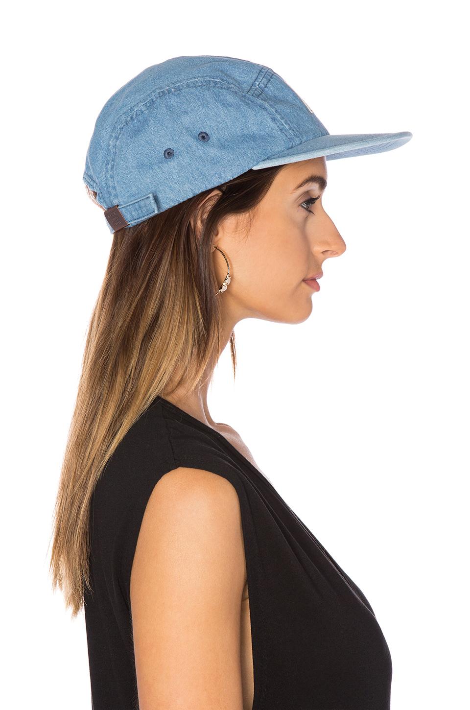 ca0bf905be5 inexpensive toby cap herschel supply company d099c 54828  usa lyst herschel  supply co. glendale cap in blue dae8e f6b0e