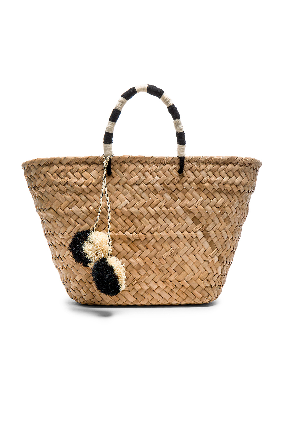 kayu st tropez tote bag in lyst