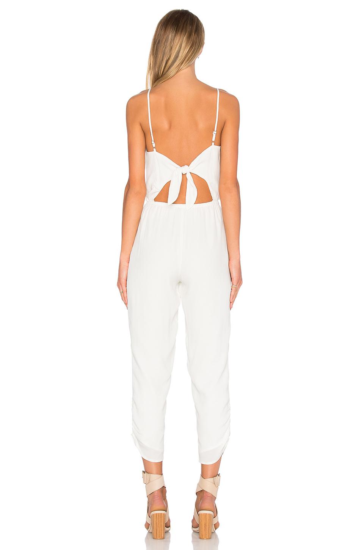 fa442681a60 Lyst - Lovers + Friends Farrah Jumpsuit in White
