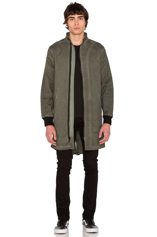 Publish Fynix Jacket In Green For Men