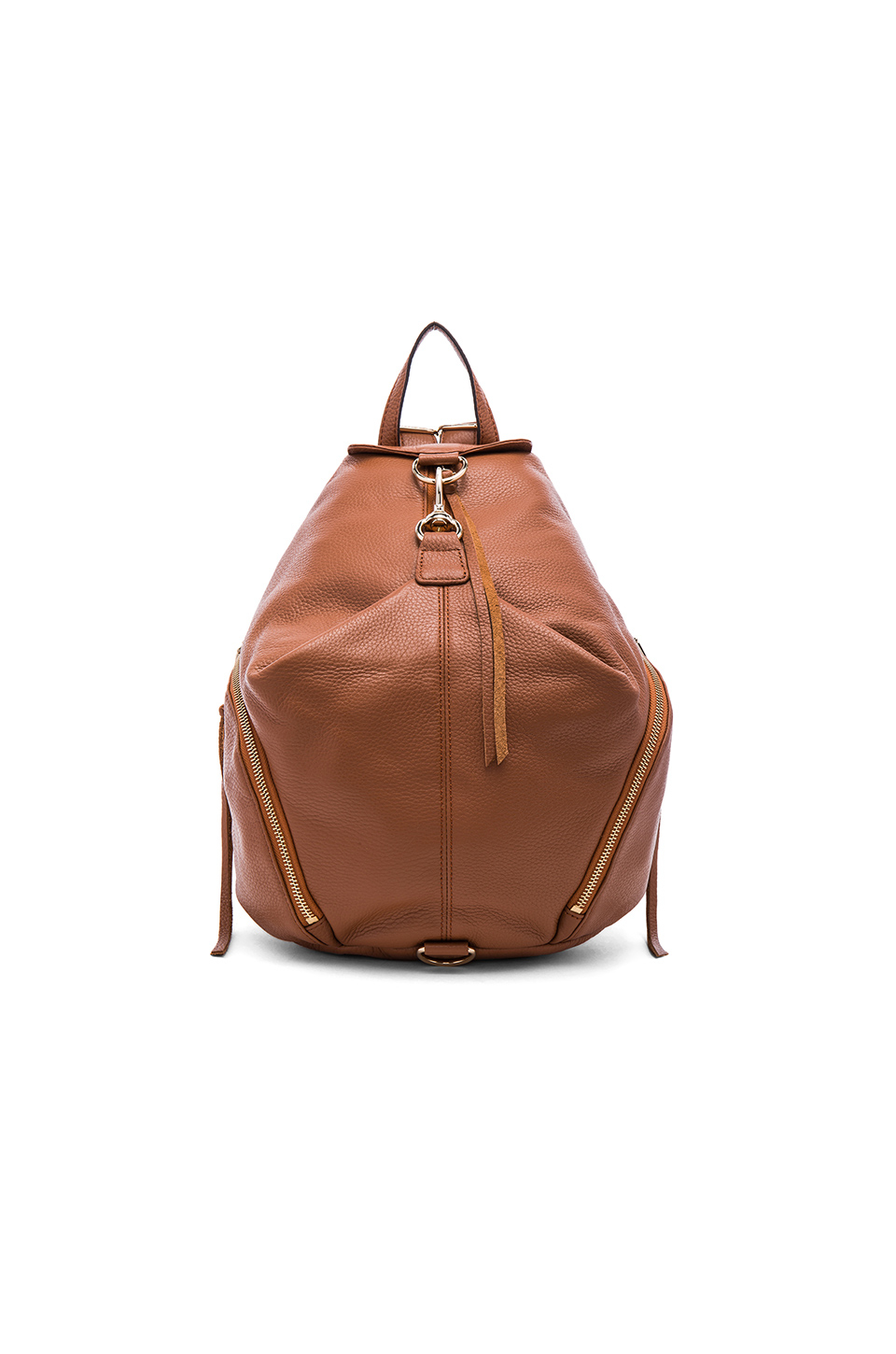 Lyst Rebecca Minkoff Julian Backpack In Brown