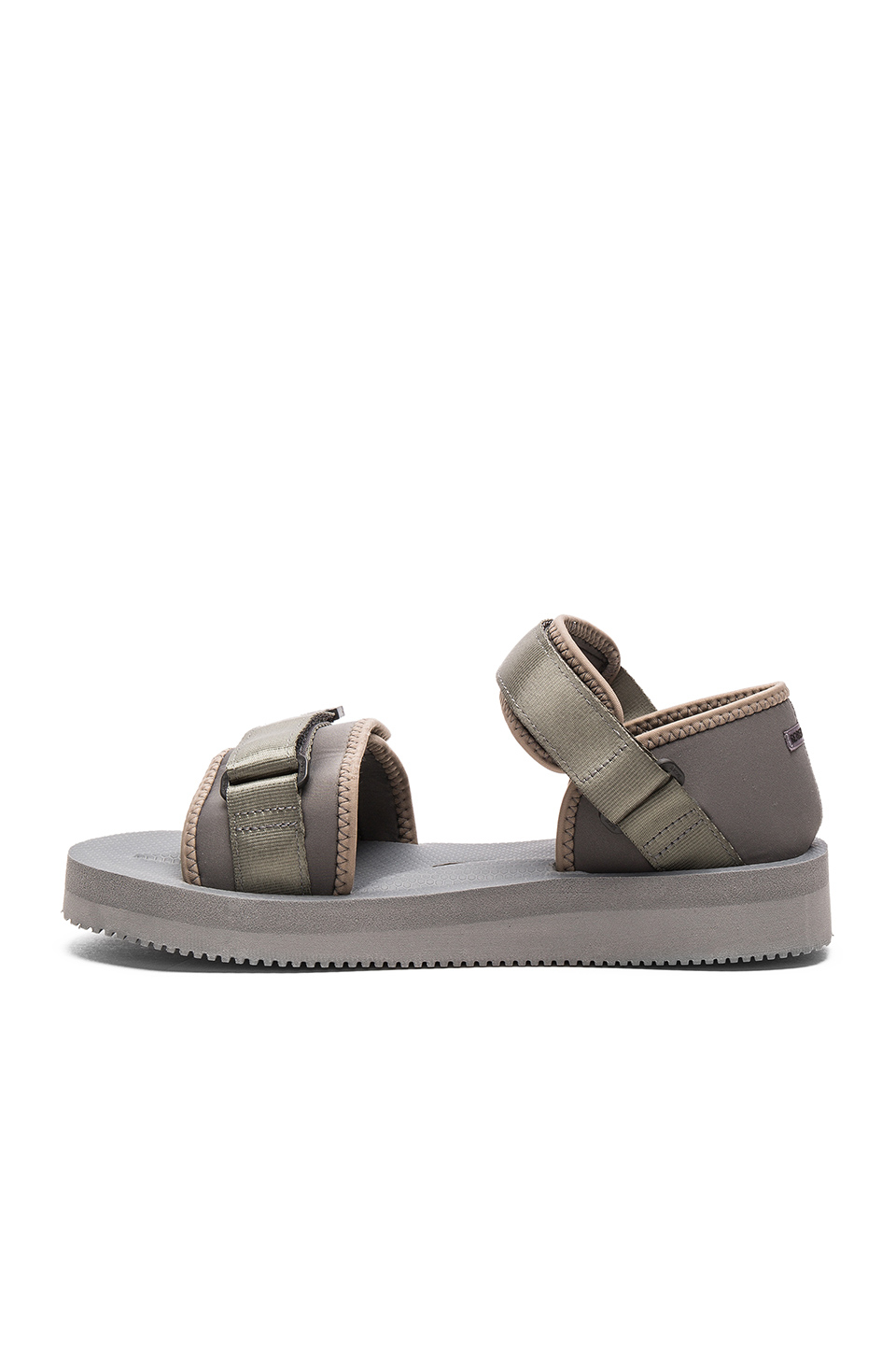 d0ff7bf5a96 Robert Geller X Suicoke Sandal in Gray for Men - Lyst