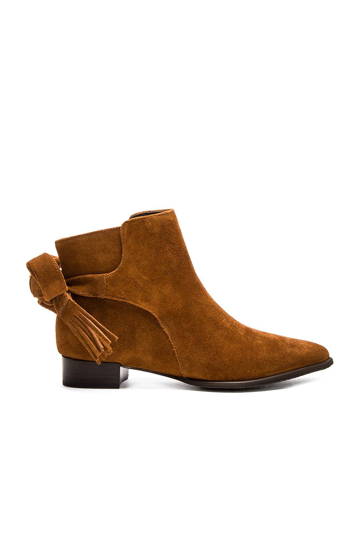 schutz boralila ankle boots lyst