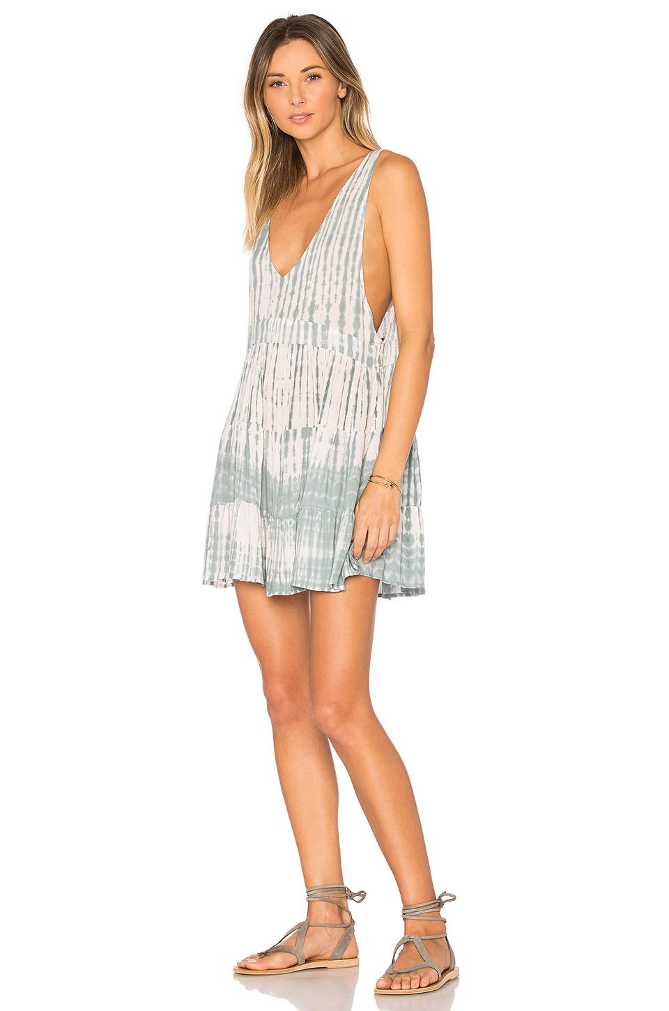 Free Shipping Cheap Real Discount Brand New Unisex Short Beach Dress with V-Neckline ACACIA Shibori - Havana Acacia Swimwear Discount Nicekicks 2018 New For Sale Outlet Where Can You Find bHpadywDke