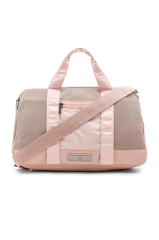 adidas By Stella McCartney Yoga Bag in Pink - Lyst b15ae8fd2d
