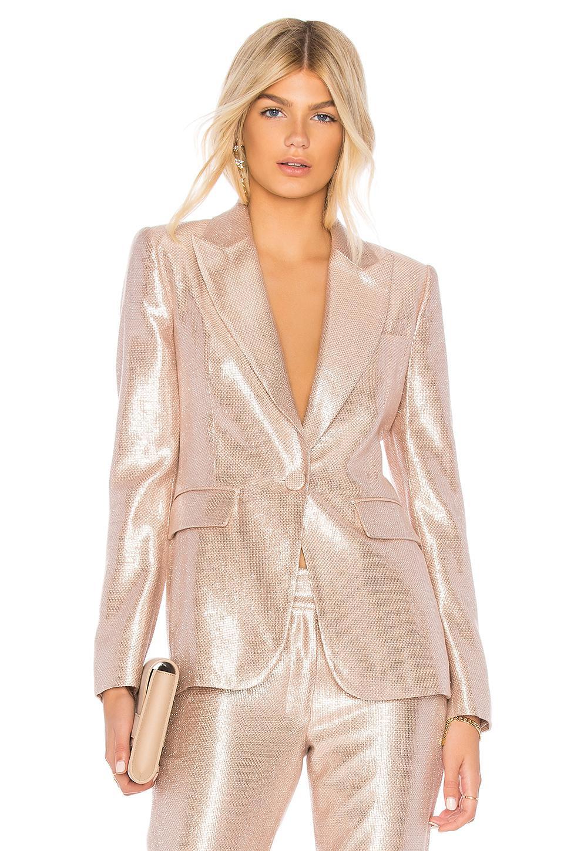 3690918e2a Lyst - Rachel Zoe Debra Sequin Jacket