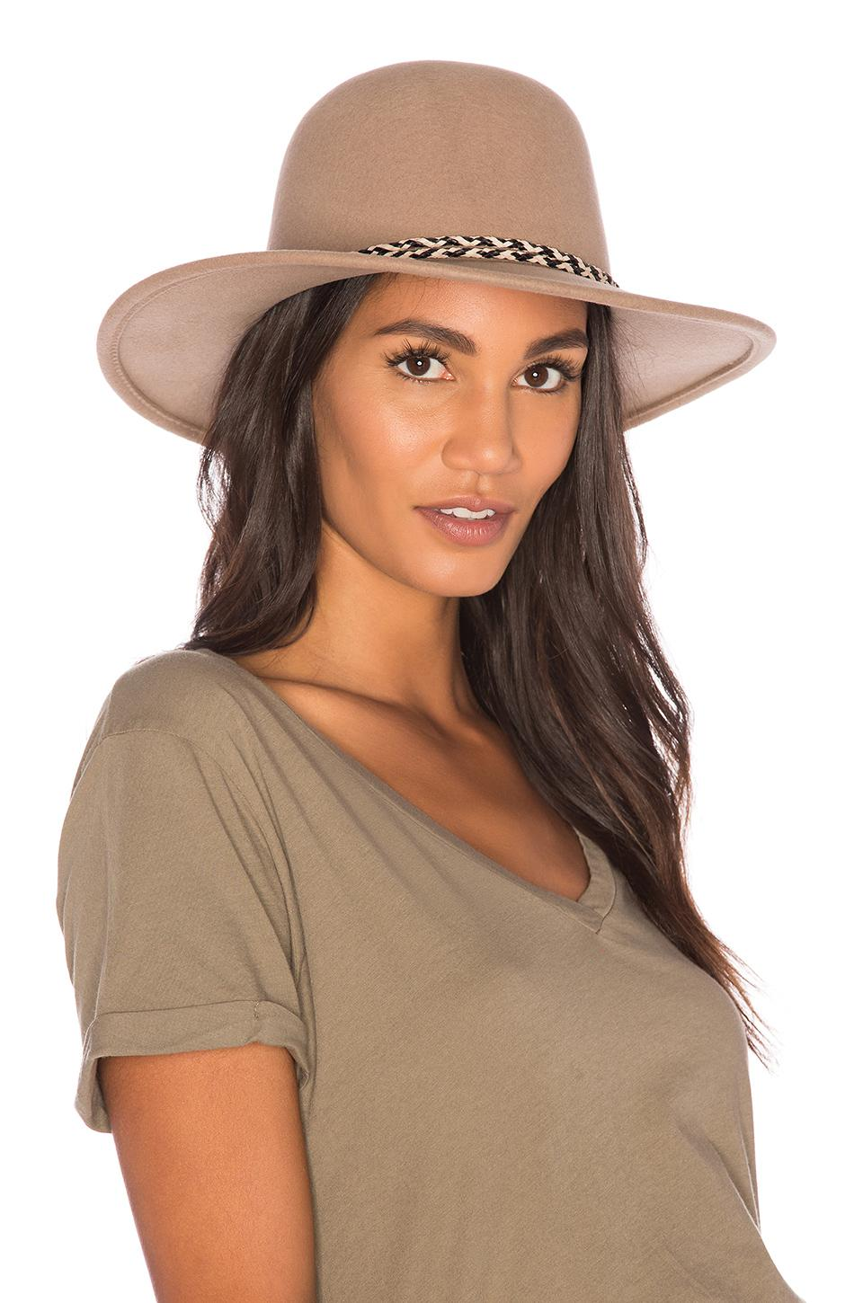 be5149e744ac0f ... coupon for lyst brixton stills hat in brown 91c11 f80fb