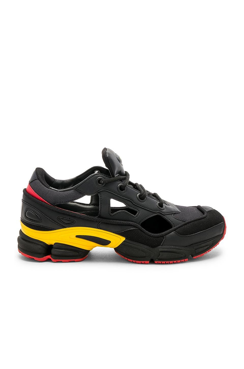 best authentic b8376 f144b Adidas By Raf Simons - Black Belgium National Day Replicant Ozweego for Men  - Lyst. View fullscreen