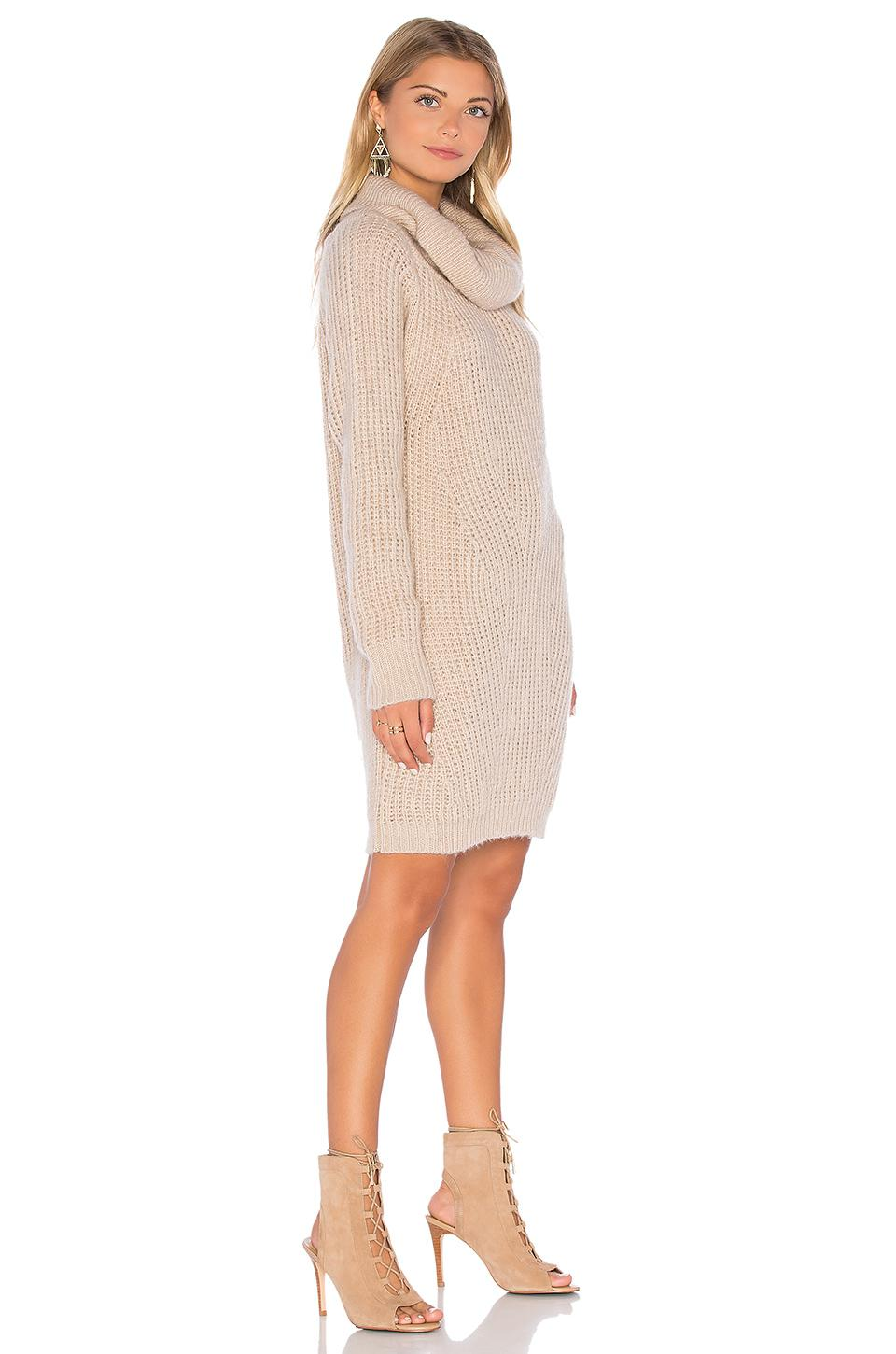 Generation Knit Sweater Dress in Blush MLM Label Outlet Order Online qFDHsNY5ZE
