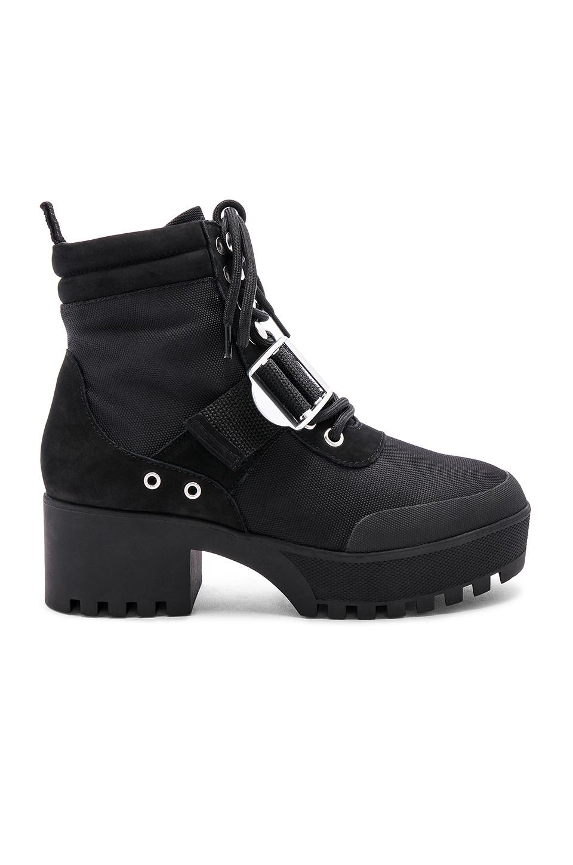 55bb8fc17c5 Lyst - Steve Madden Grady Boot In Black in Black - Save ...