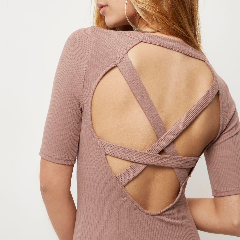 River Island Fringe Maxi Dress