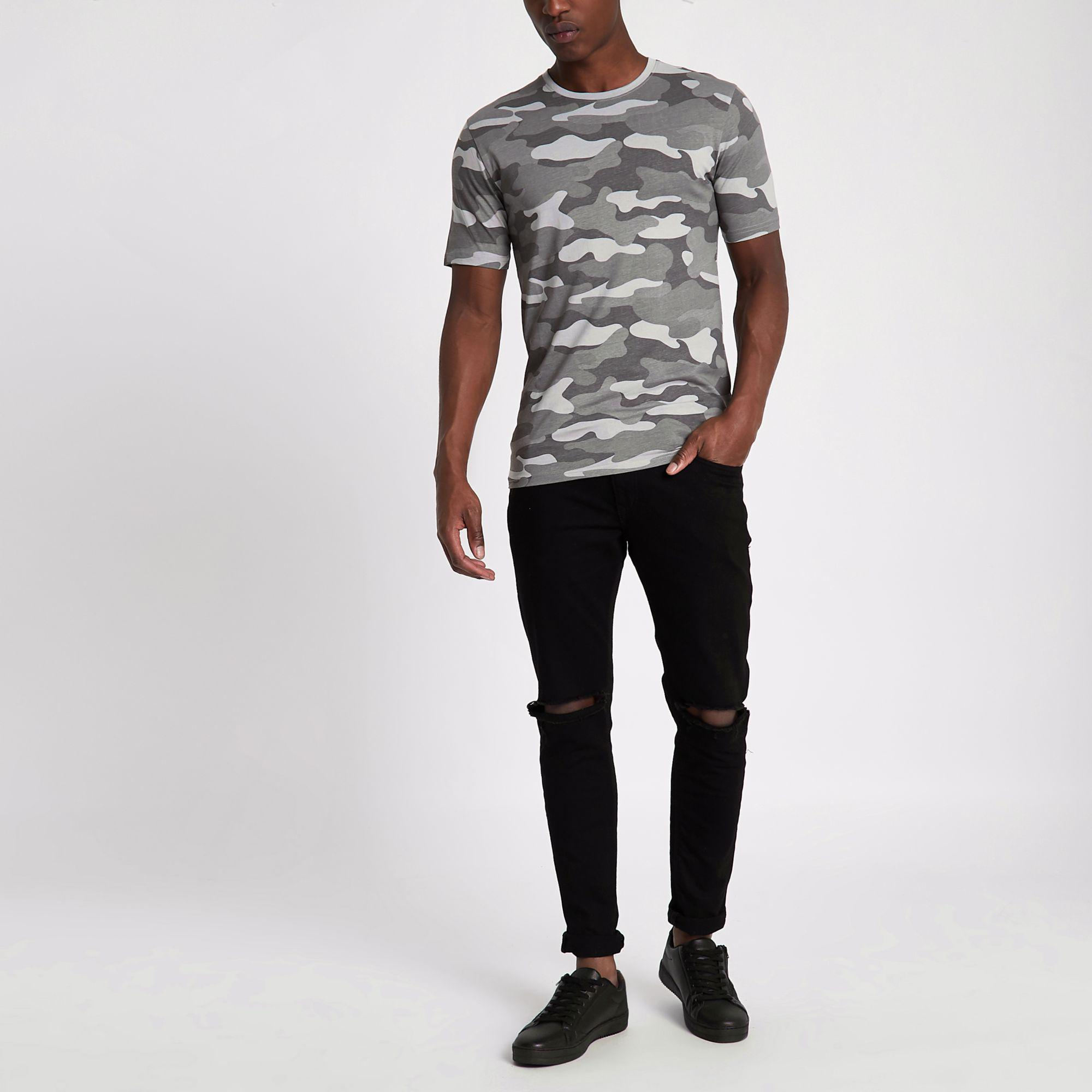 6530fc5e4c0 river-island-Grey-Only-And-Sons-Grey-Camo-Print-T-shirt.jpeg