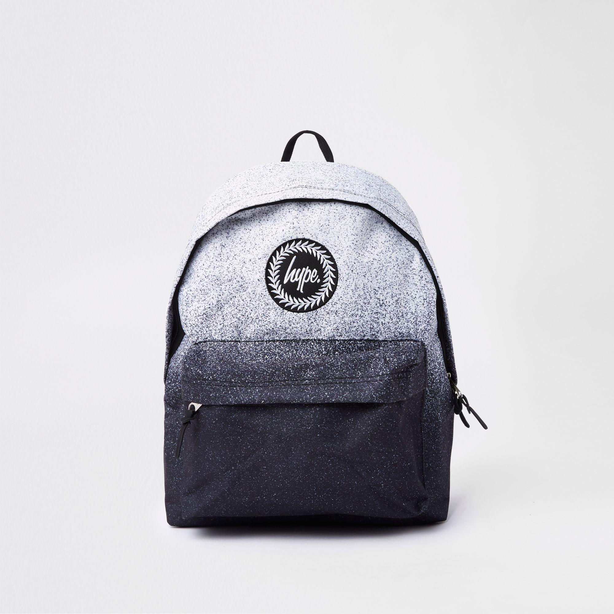 e63011286b Hype Grey Fade Backpack in Gray for Men - Lyst