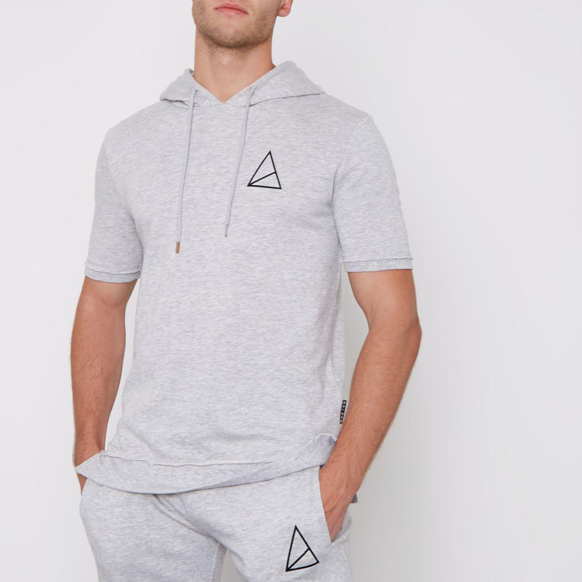 Camiseta River de corta blanca de para hombre Equation Island River manga  wrqqdAExY a5b5e292b625b