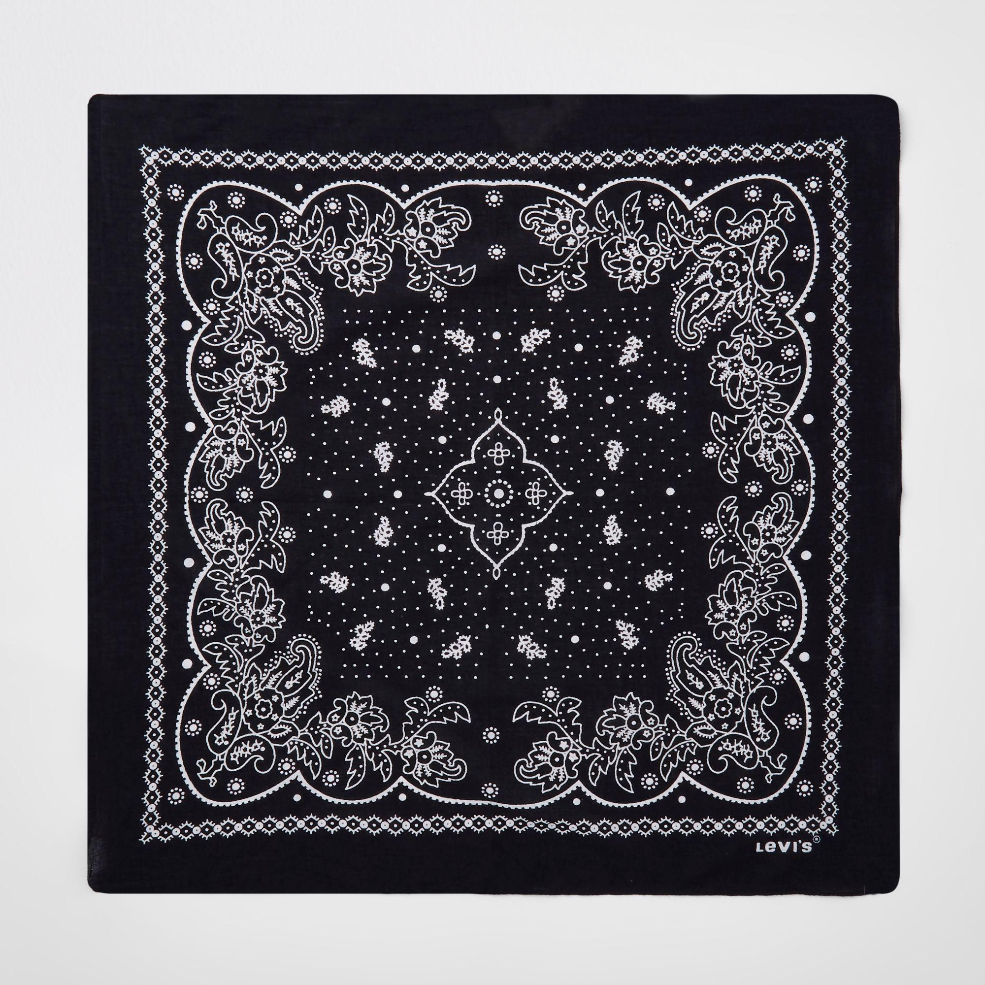 ac5cde74a45 Levi s Bandana in Black for Men - Lyst