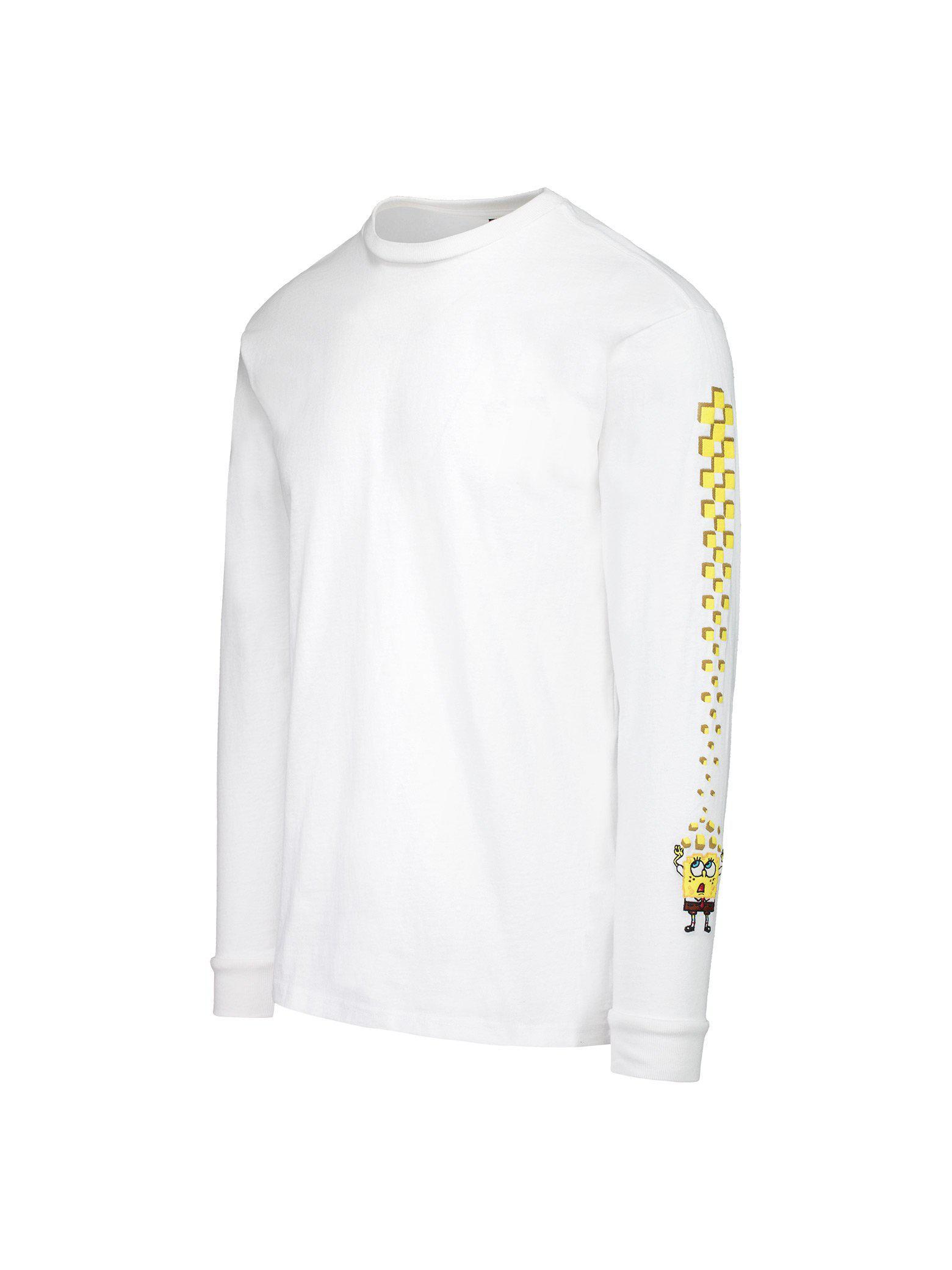 30109d220c3 Vans Mn Vans X Spongebob T-shirt in White for Men - Lyst