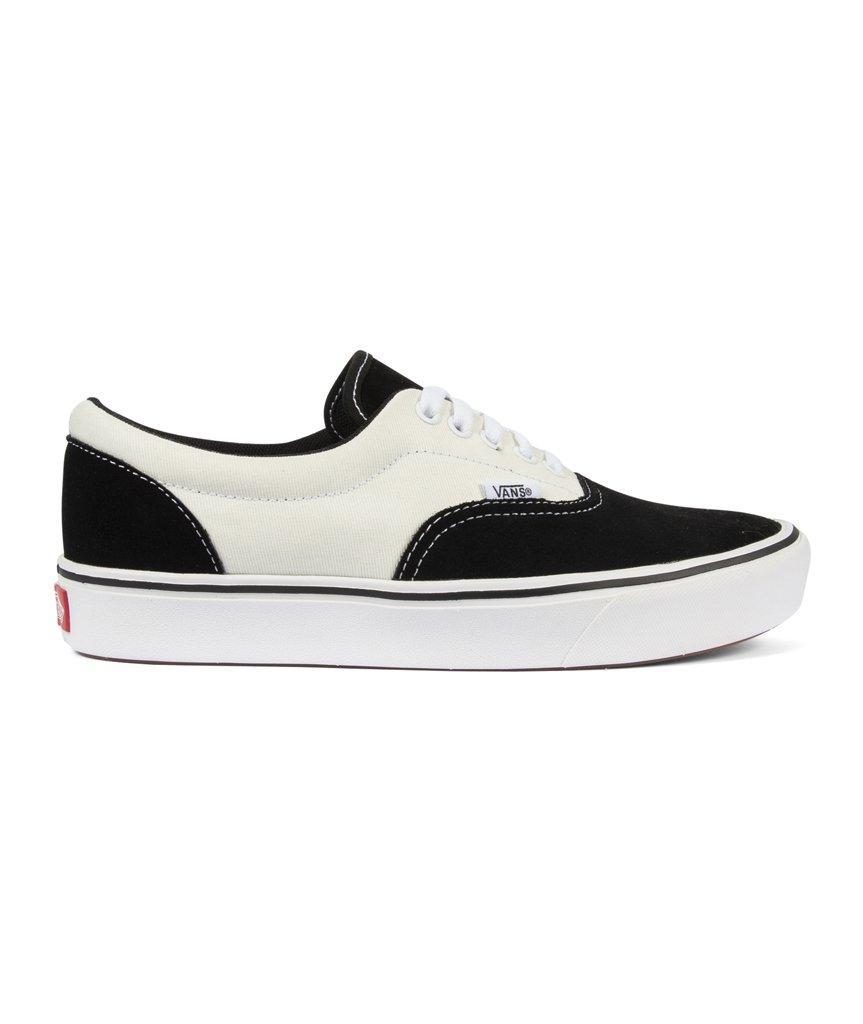 Lyst - Vans Ua Comfy Cush Era Suede   Canvas Black in Black for Men 4971ce1b4