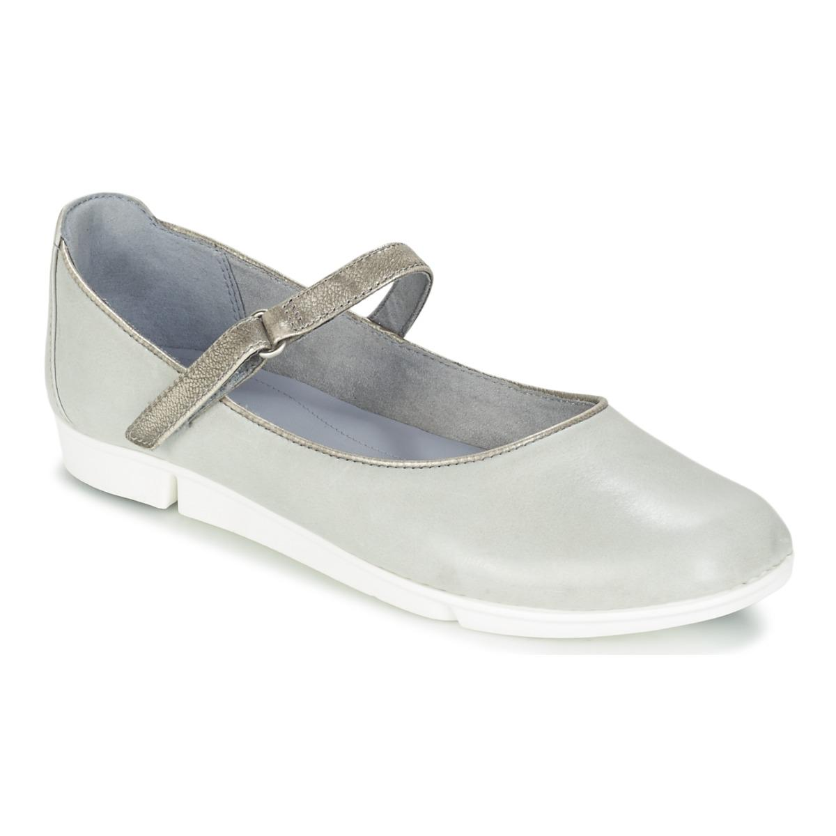 d4d54729c Clarks Tri Axis Shoes (pumps   Ballerinas) in Gray - Lyst