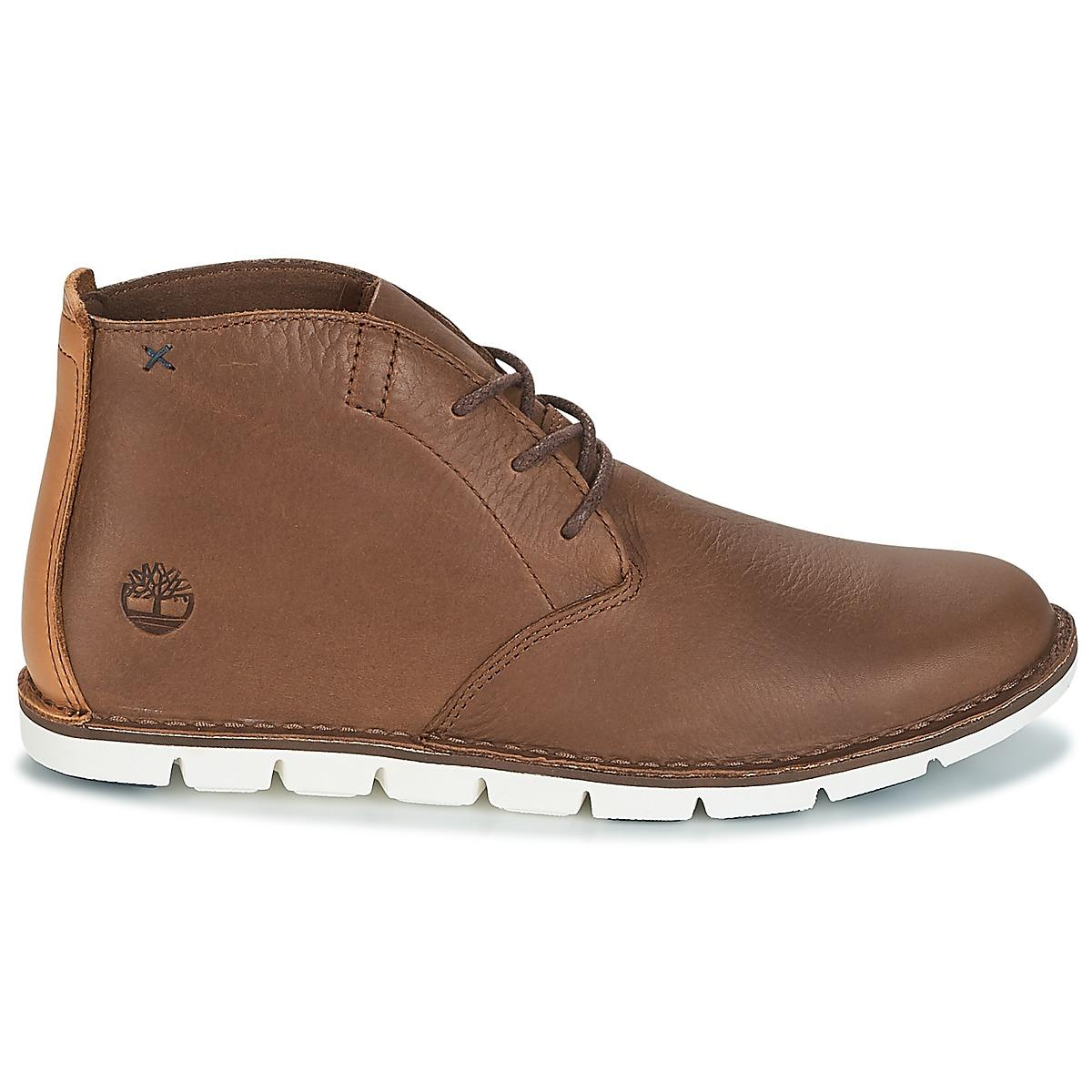 684ad102df34 Timberland Tidelands Desert Boot Men s Mid Boots In Brown in Brown ...