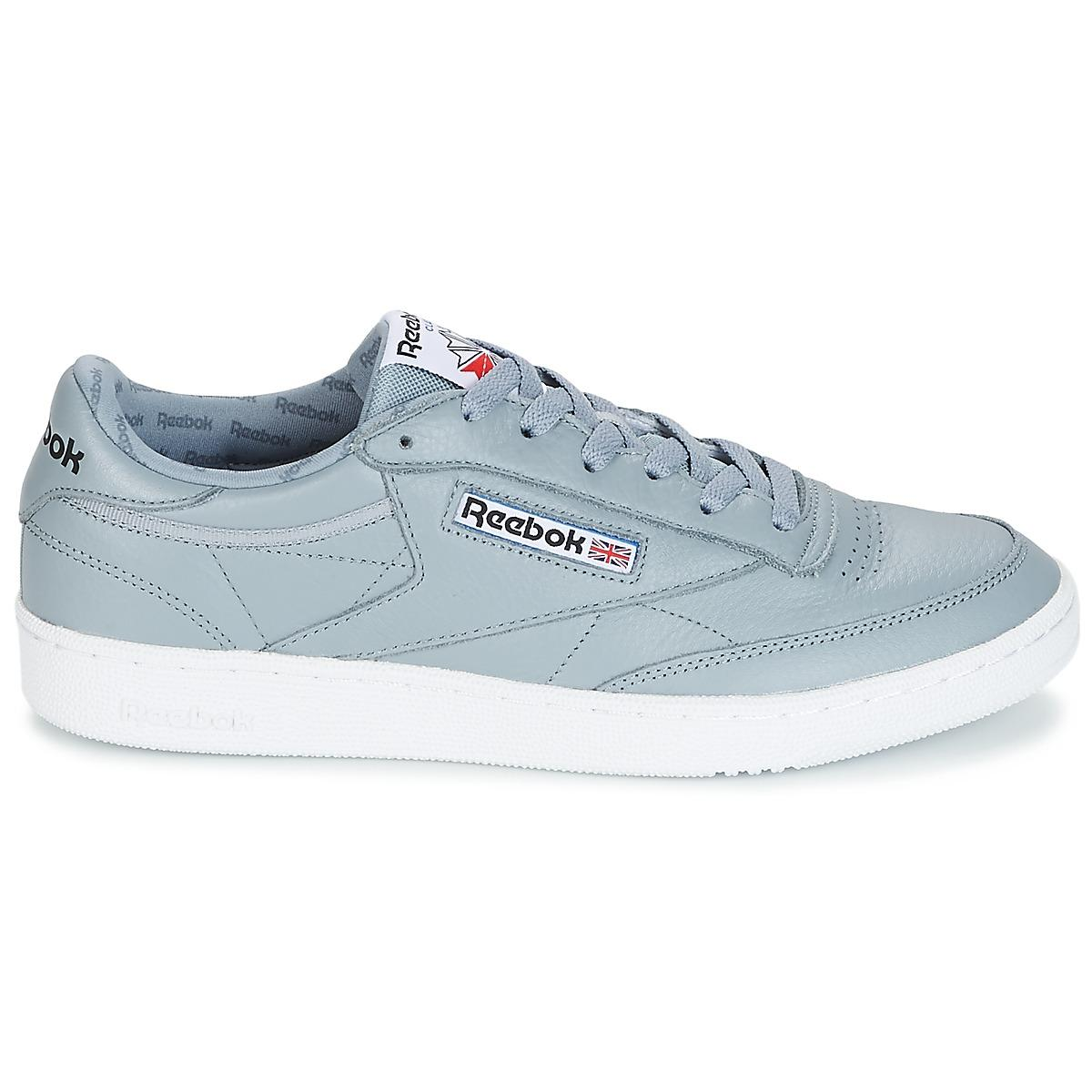 e03ab328e42a4 Reebok Club C 85 Melted To Me Shoes (trainers) in Gray for Men ...