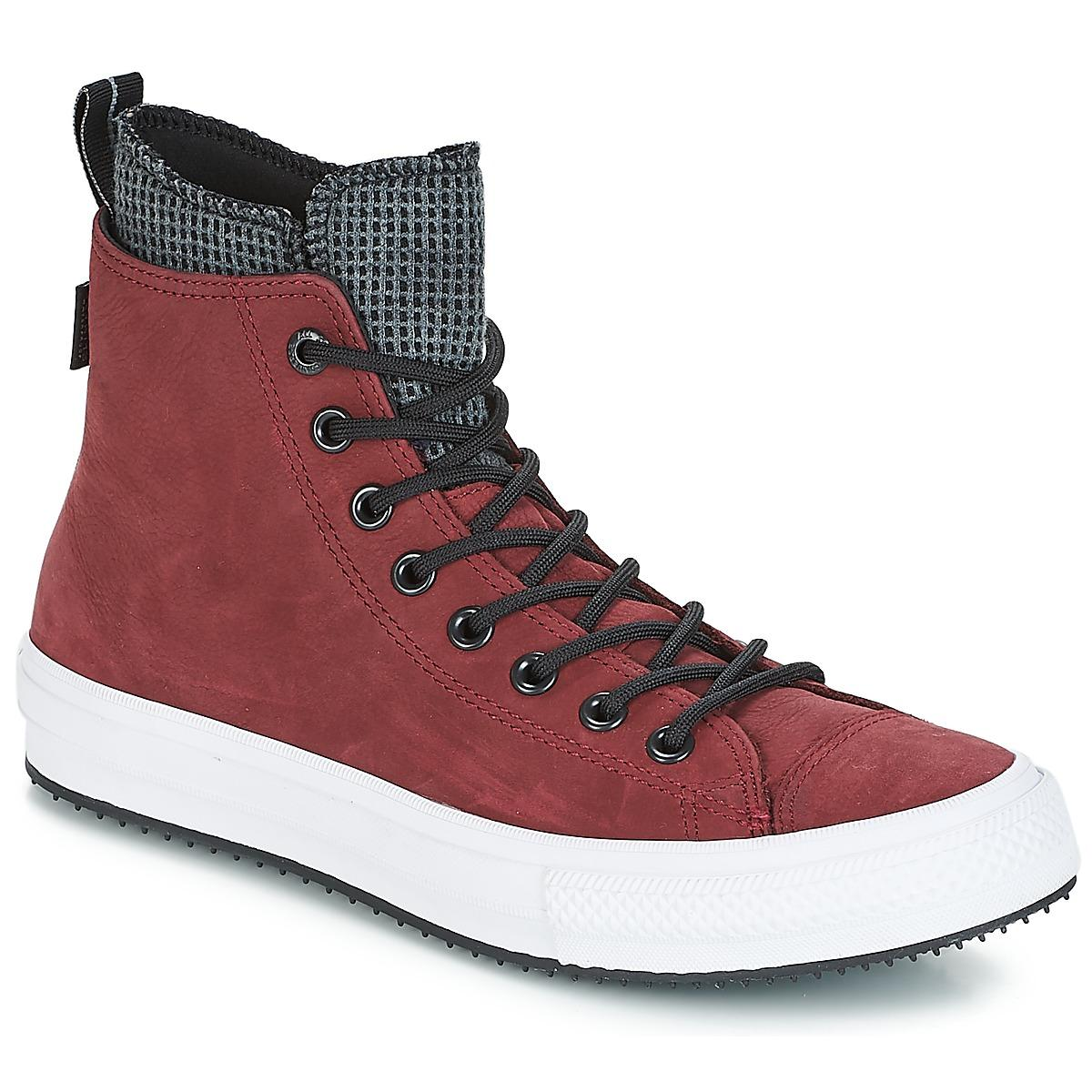 4e2f0b5430af Converse Chuck Taylor All Star Wp Boot Leather Hi Shoes (high-top ...