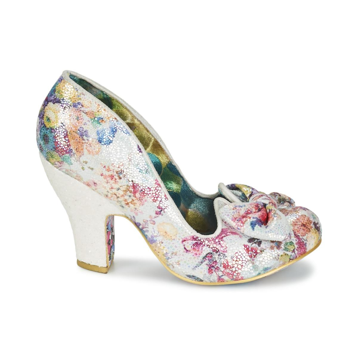 d2df9be388b6 Irregular Choice - Multicolor Nick Of Time Heels - Lyst. View fullscreen