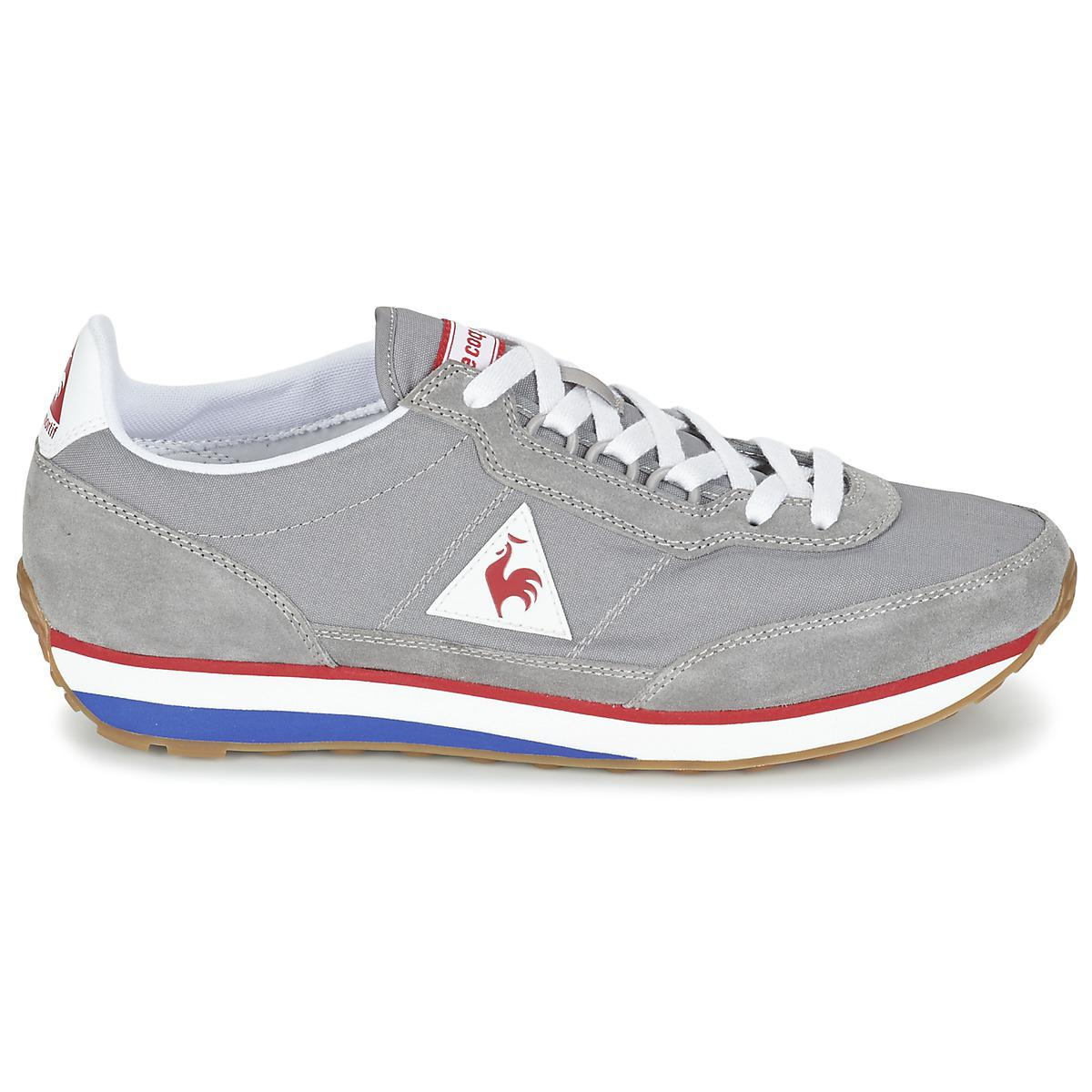 7a9aeba78c59 Le Coq Sportif Azstyle Gum Shoes (trainers) in Gray for Men - Lyst