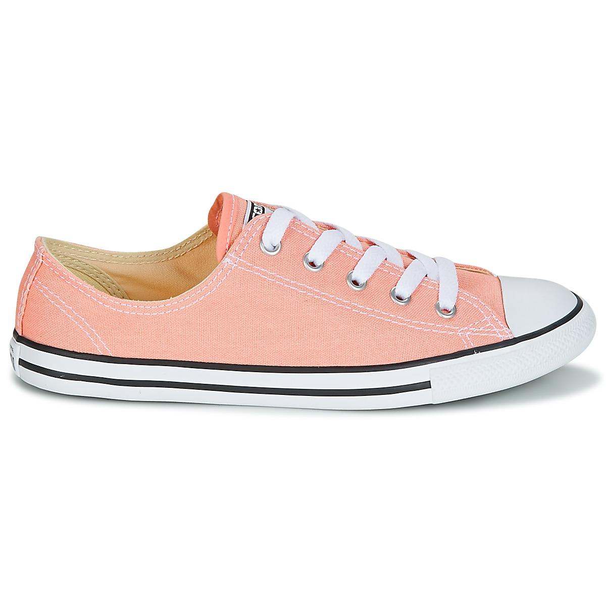 Converse - Chuck Taylor All Star Dainty Ox Canvas Color Women s Shoes ( trainers) In. View fullscreen 7a44154cd