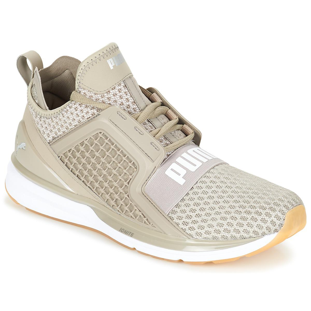 Puma Limitless Ignite Shoes (trainers) in Gray for Men - Lyst b87a7c7ec