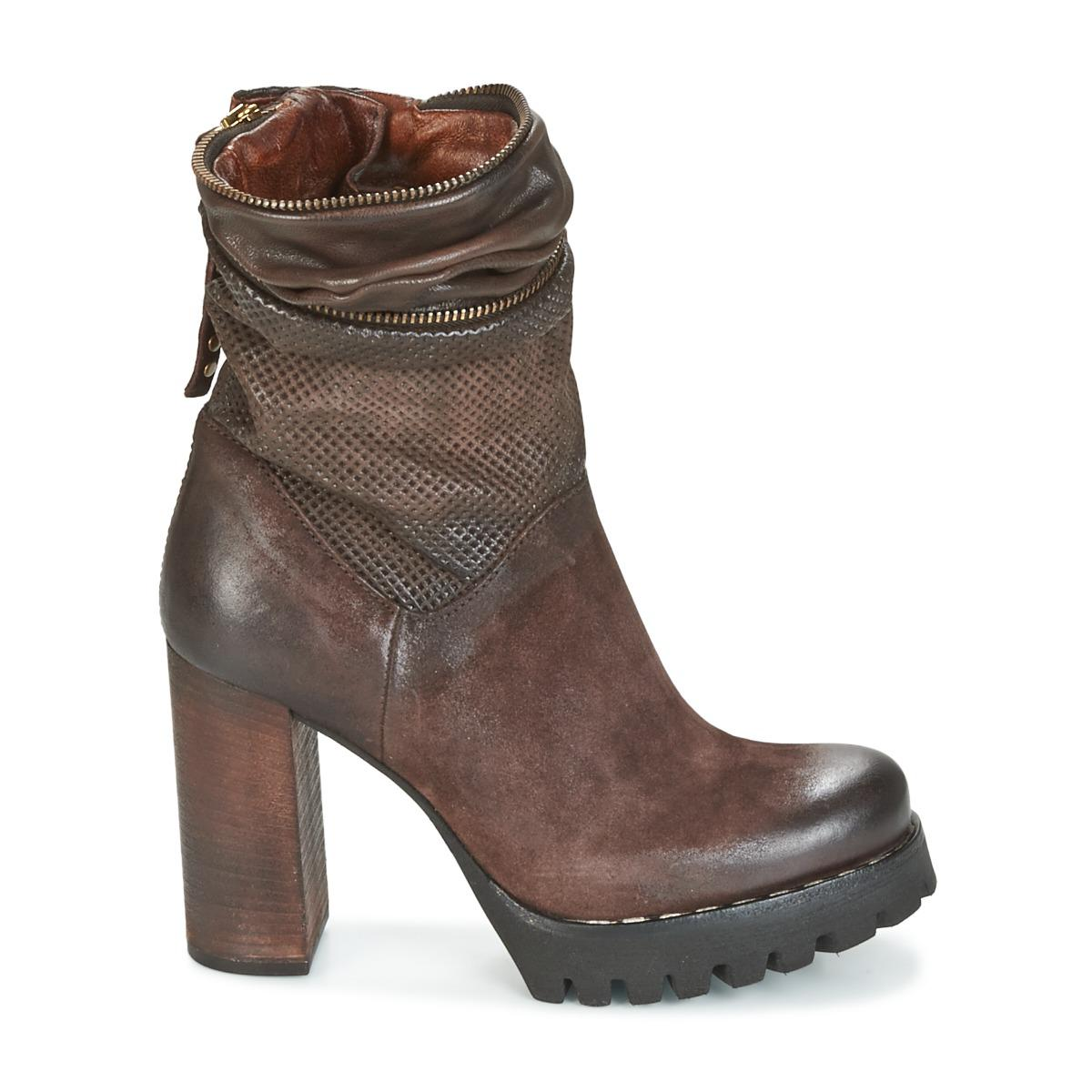 Official Site Airstep / A.S.98 BLOC ZIP women's Low Ankle Boots in Buy Cheap Huge Surprise Visa Payment Cheap Online New And Fashion nnVkPoY0