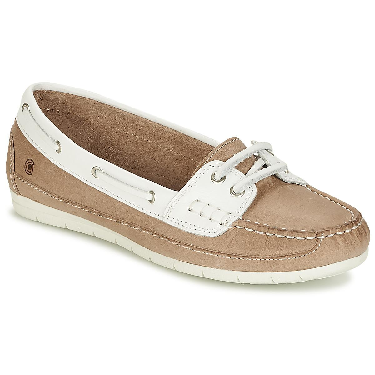 size 40 70ee1 a321a casual-attitude-Brown-Ihuhae-Boat-Shoes.jpeg