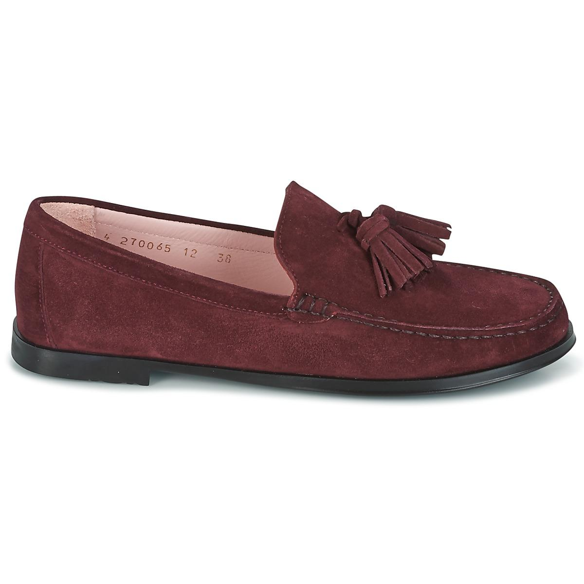 2cd67fed1664 Pretty Ballerinas - Red Crostina Rioja Loafers   Casual Shoes - Lyst. View  fullscreen