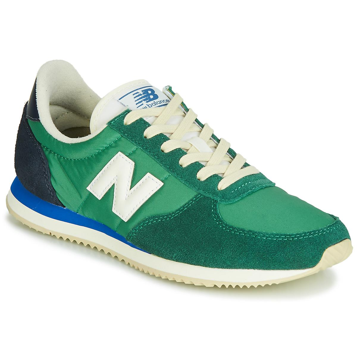 quality design 7cfc8 e7644 New Balance U220 Shoes (trainers) in Green - Lyst