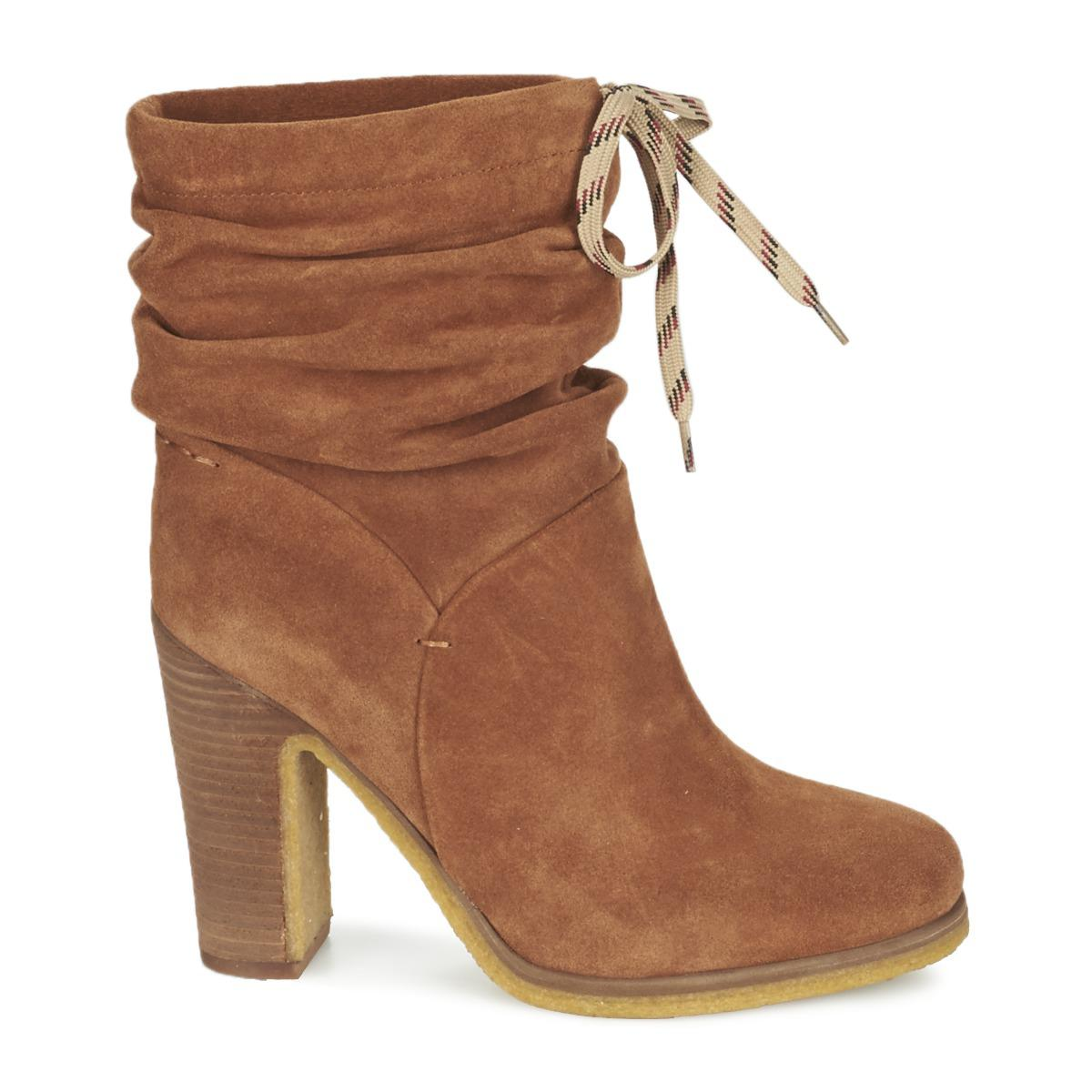 Free Shipping 2018 Newest Chloé SB27116 women's Low Ankle Boots in Sale Pre Order With Paypal Cheap Online Bhv4cEYJ4