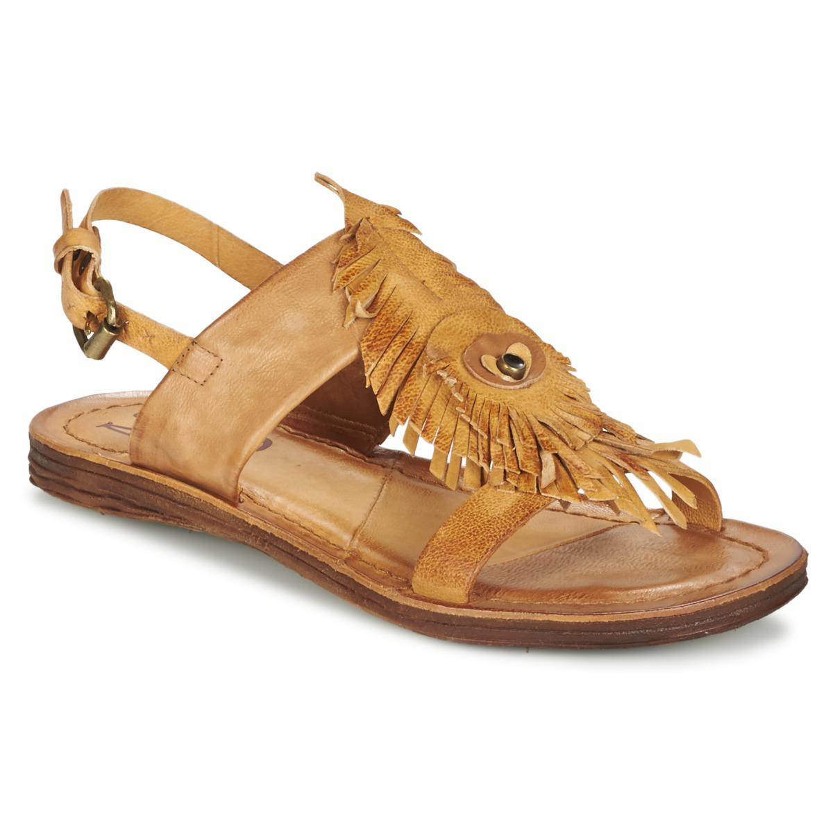 A.S.98 Women's Tunnel Ankle Strap Sandals Clearance Authentic Cheap Lowest Price Cheap Great Deals 6KMPRdzy